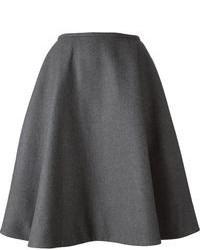 Rochas A Line Midi Skirt