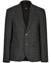 Marc by Marc Jacobs Cotton Wool Polka Dot Bridlington Blazer