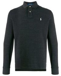 Polo Ralph Lauren Classic Long Sleeve Polo Shirt