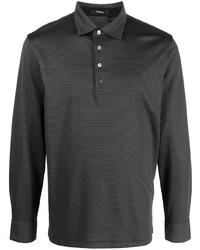 Theory Longsleeved Polo Shirt