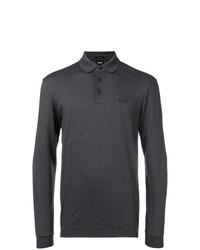 BOSS HUGO BOSS Longsleeved Polo Shirt