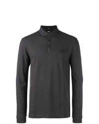 BOSS HUGO BOSS Longsleeved Polo Shirt