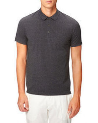 Forever 21 21 Heathered Polo
