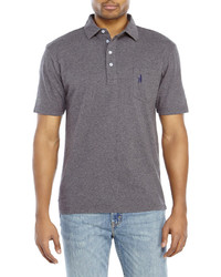 Johnnie O Embroidered Patch Pocket Polo