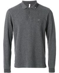 Longsleeved polo shirt medium 5275262