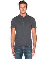 7 For All Mankind Placket Polo