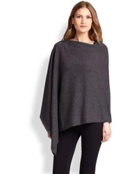 Charcoal poncho original 10213839