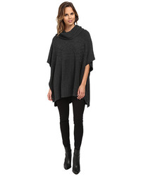 NYDJ Cable Cowl Neck Poncho
