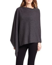 Saks Fifth Avenue Collection Cashmere Poncho