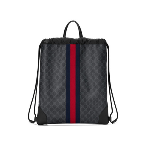 0285351c1823 Gucci Soft Gg Supreme Drawstring Backpack, $705 | farfetch.com ...