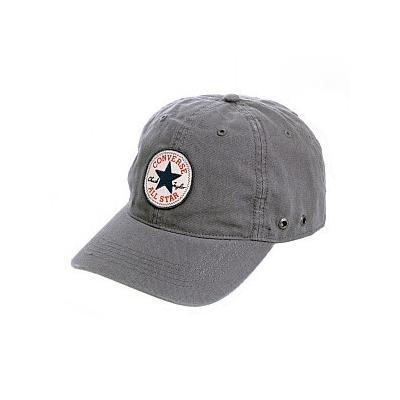 Converse Hats Converse Tipoff Baseball Cap Grey cc59724ffcd