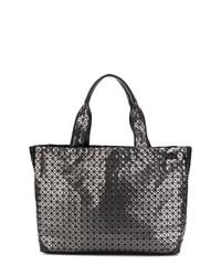 Bao Bao Issey Miyake Geometric Print Tote Bag
