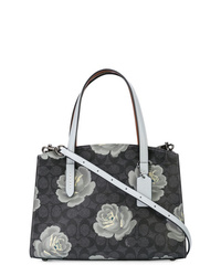 Coach Rose Print Charlie Carryall