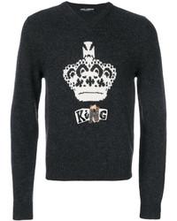 Crown sweater medium 5205119