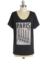 Five Crown Postcard From Paris Top