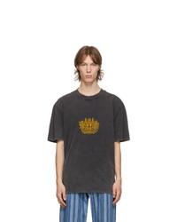 Han Kjobenhavn Grey Boxy T Shirt