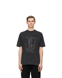 032c Grey Die Todliche Doris Edition Guillotine T Shirt
