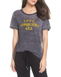 Chaser Love Conquers All Tee