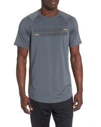 Under Armour Mk1 Heatgear Wordmark T Shirt