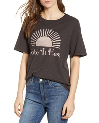 DAY BY DAYDREAME R Take It Easy Graphic Tee