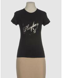 Playboy Short Sleeve T Shirts