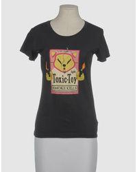 Toxic Toy Short Sleeve T Shirts