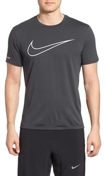 d690167f7 Nike Breathable Contour Dri Fit Graphic T Shirt, $45   Nordstrom ...