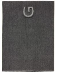 Givenchy Grey Free Logo Scarf
