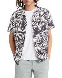 Madewell Fern Fronds Easy Camp Shirt