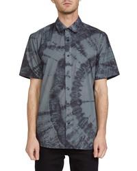 Volcom Merik Short Sleeve Button Up Shirt