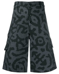Moschino Abstract Print Shorts