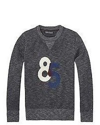 Tommy Hilfiger Big Boys Letterman Sweater