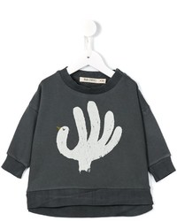 Bobo Choses Hand Turkey Print Sweatshirt