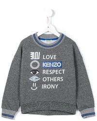 Kenzo Kids Symbols Print Sweatshirt