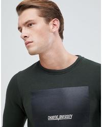 Jack & Jones Core Sweatshirt With Graphic