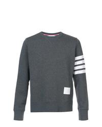 Thom Browne Engineered 4 Bar Jersey Sweatshirt