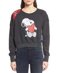 Daydreamer Snoopy Sweatshirt