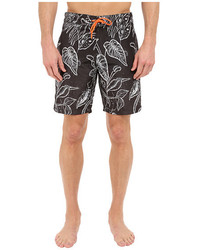 Paul Smith Botanical Print Surf Swim Shorts