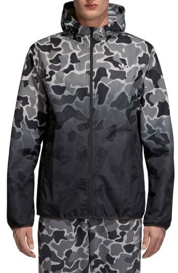 Adidas Orginial Hoodie Camouflage