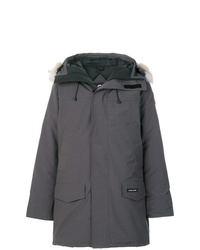 Canada Goose Zipped Hooded Parka