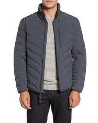 Bergen quilted down jacket medium 8611866
