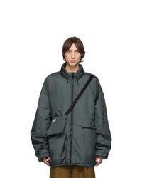 Maison Margiela Grey Bum Bag Sports Jacket