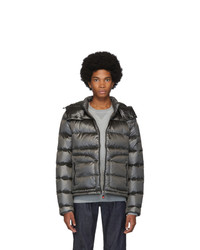 49Winters Grey Down Antartica Second Layer Jacket