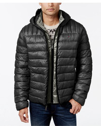 Tommy Hilfiger Hooded Packable Jacket