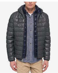 Tommy Hilfiger Layered Packable Puffer Jacket
