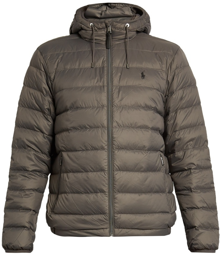 Polo Ralph Lauren Quilted Lightweight Down Jacket | Where to buy ...