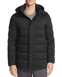 Herno Techno Hooded Puffer Parka Jacket