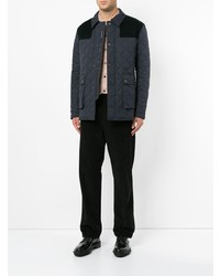 Gieves & Hawkes Padded Coat