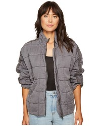 Free People Dolman Quilted Jacket Coat