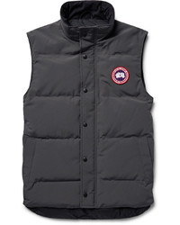 Garson quilted shell down gilet medium 1160967